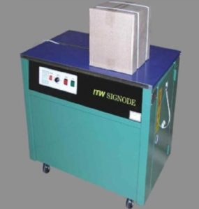 Semi Automatic Box Strapping Machine - MST - IT - Sripl
