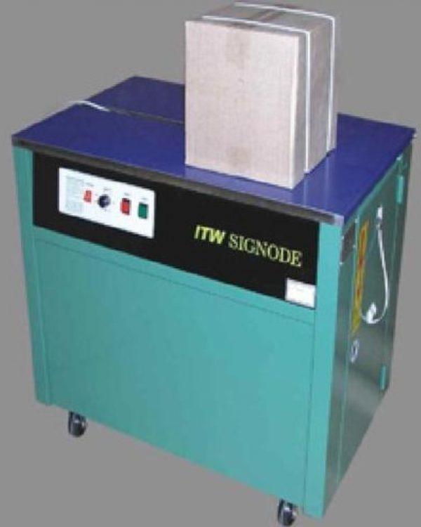 Semi Automatic Box Strapping Machine - MST - IT - Sripl