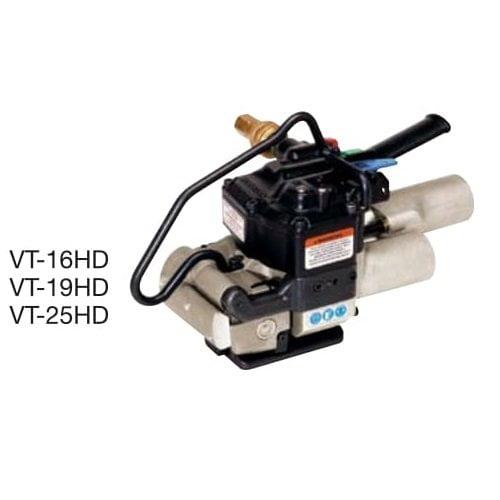 Pneumatic plastic strapping tools -VT 16, VT - 19, VT - 25 - SRIPL