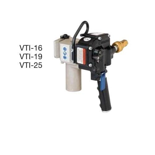 Pneumatic plastic strapping tools -VTI 16, VTI - 19, VTI - 25 - SRIPL