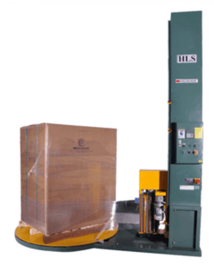 Stretch Wrapping Machine - HLS - SRIPL