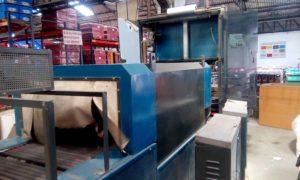 Shrink Tunnel - Shrink Machine 2 - SRIPL