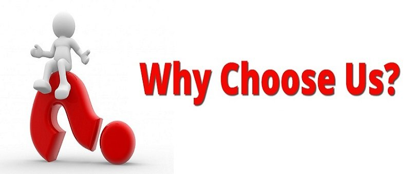 Why choose us bg - SRIPL