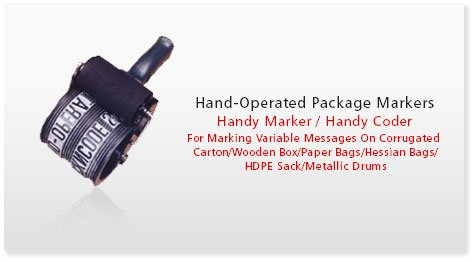 Hand Operated Package Markers1 - SRIPL