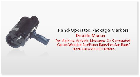 Hand Operated Package Markers2 - SRIPL