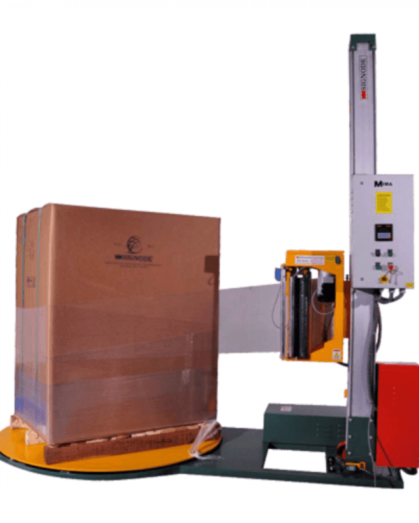 Semi Automatic Stretch Wrapping Machine - FELP - SRIPL