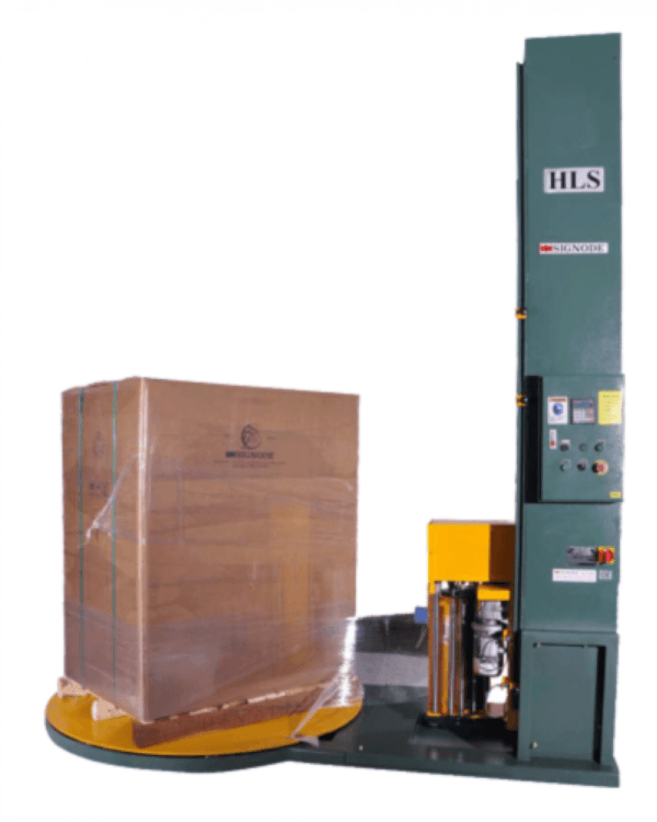 Stretch Wrapping Machine - HLS - SRIPL