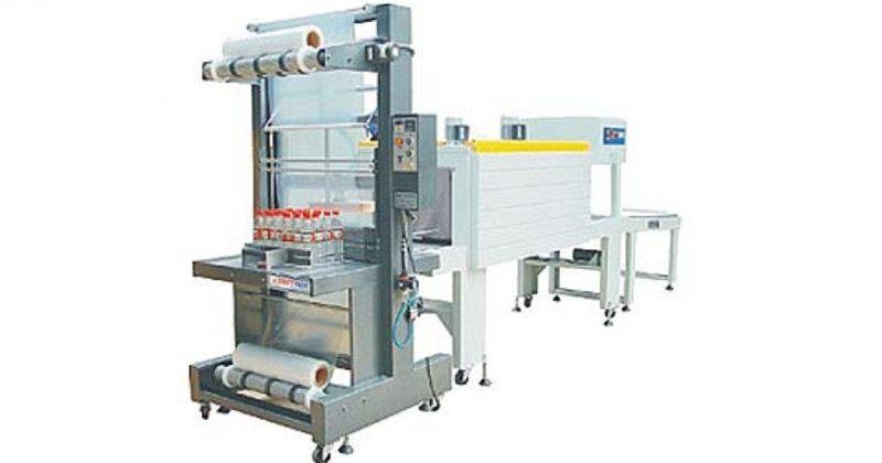 Shrink Machine - Web Sealer - SRIPL