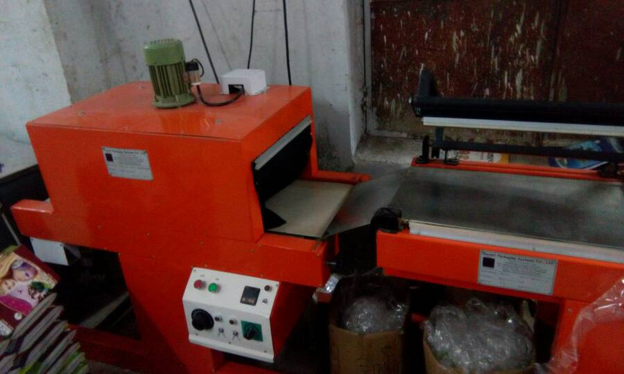 Shrink Tunnel - Shrink Machine 1 - SRIPL
