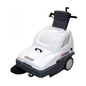 Dulevo Spark 700 EH & 700 BH Industrial floor sweeping and cleaning machine From Sripl