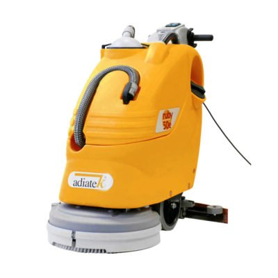 RUBY 50E - Professional electric floor cleaning Scrubber Dryer Machine