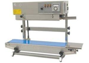 Band Sealing Machine Vertical